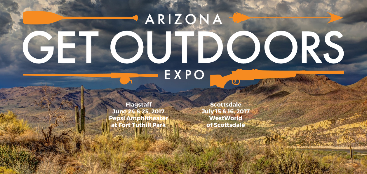 Latino Conservation Week Tabling Event at Arizona Get Outdoors Expo in Scottsdale, AZ
